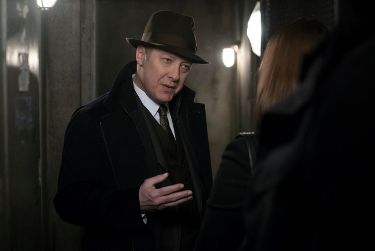 "The Blacklist 3. Sezon 16. Bölüm ""The Caretaker"""