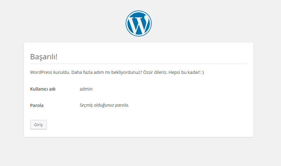 Wordpress Kurulumu Nasıl Yapılır?
