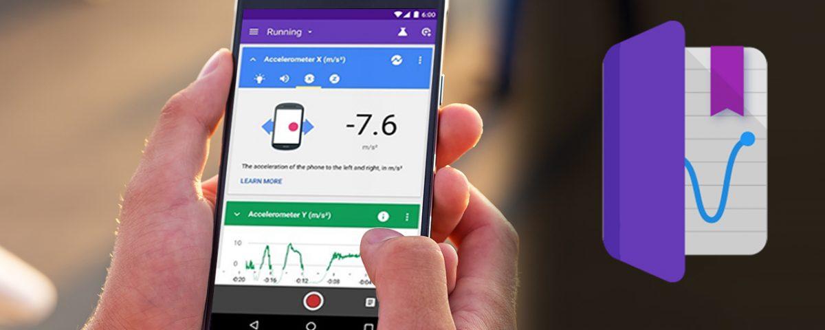 Bilime meraklı olan kullanıcılar için Google tarafından geliştirilen mobil uygulama Science Journal, akıllı telefonunuzu bir nevi mini bir laboratuvara dönüştürüyor.