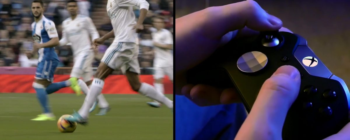 FIFA 2018'in reklam hakları Sony'deymiş, bu yüzden XBOX FIFA 2018 için reklam yapmaya karar verdiğinde karşısına çok büyük bir yasal engel çıkıyor.