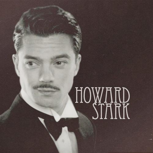 Tony Stark'ın Babası Howard Stark