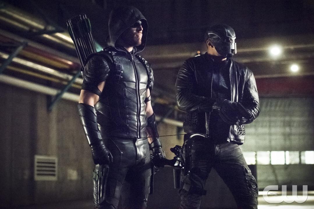 Arrow 4 Sezon 21. Bölüm