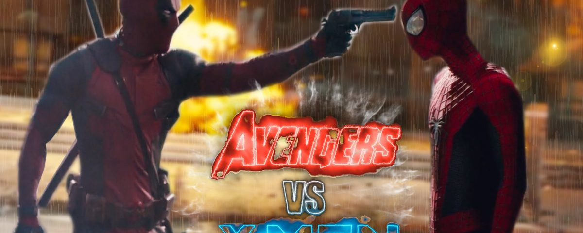 Avengers vs X-Men Supercut!
