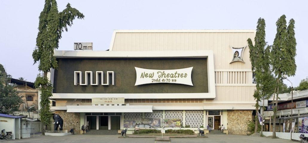 Hindistan'daki Sinema Salonları