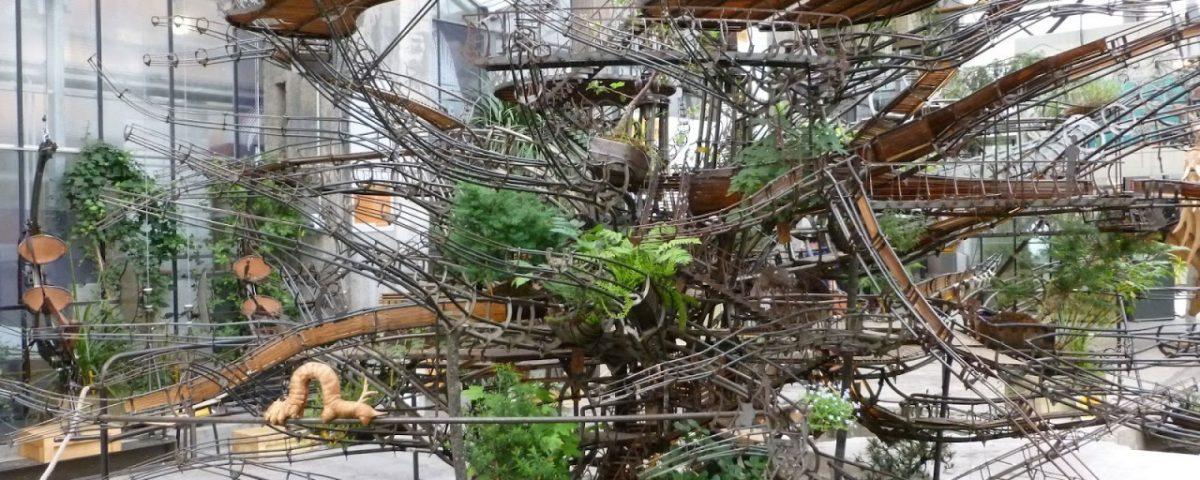 Babil'den Bu Yana Dünyanın İkinci Devasa Asma Bahçe Projesi