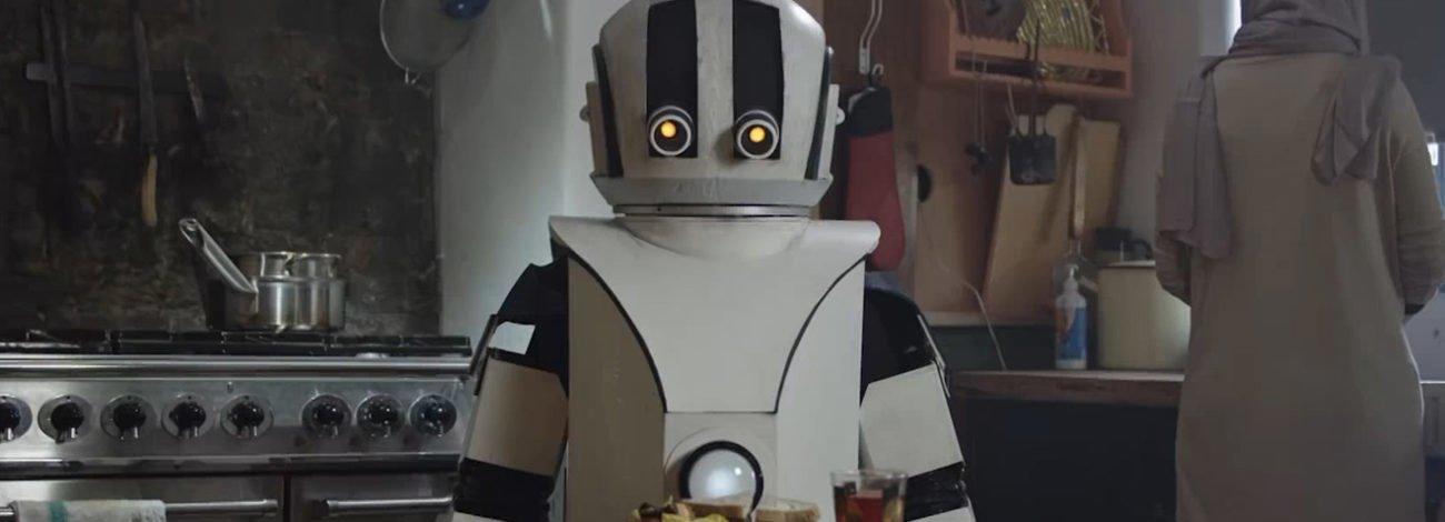 Savaş Mağduru Bir Robotun Hikayesi