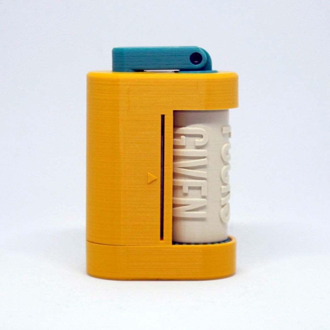 Mini Kabartma Makinesiyle Kartlarınıza Dokunma Hissi Uyandırın