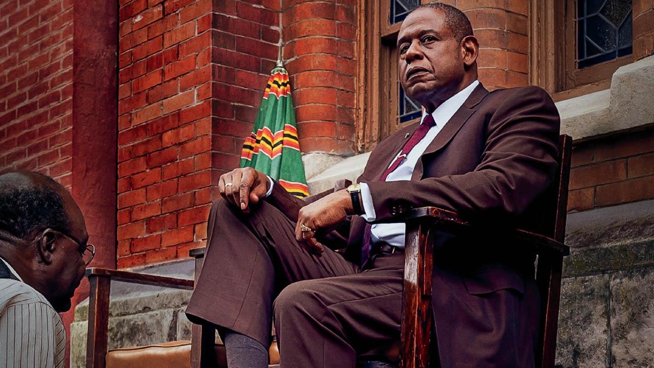 Godfather of Harlem Bumpy Johnson