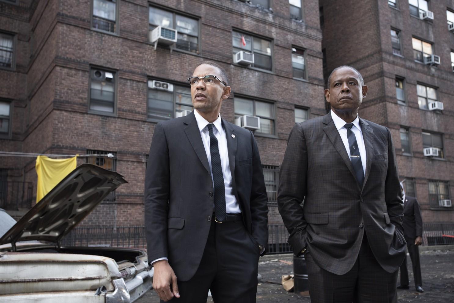 Godfather of Harlem Malcolm X