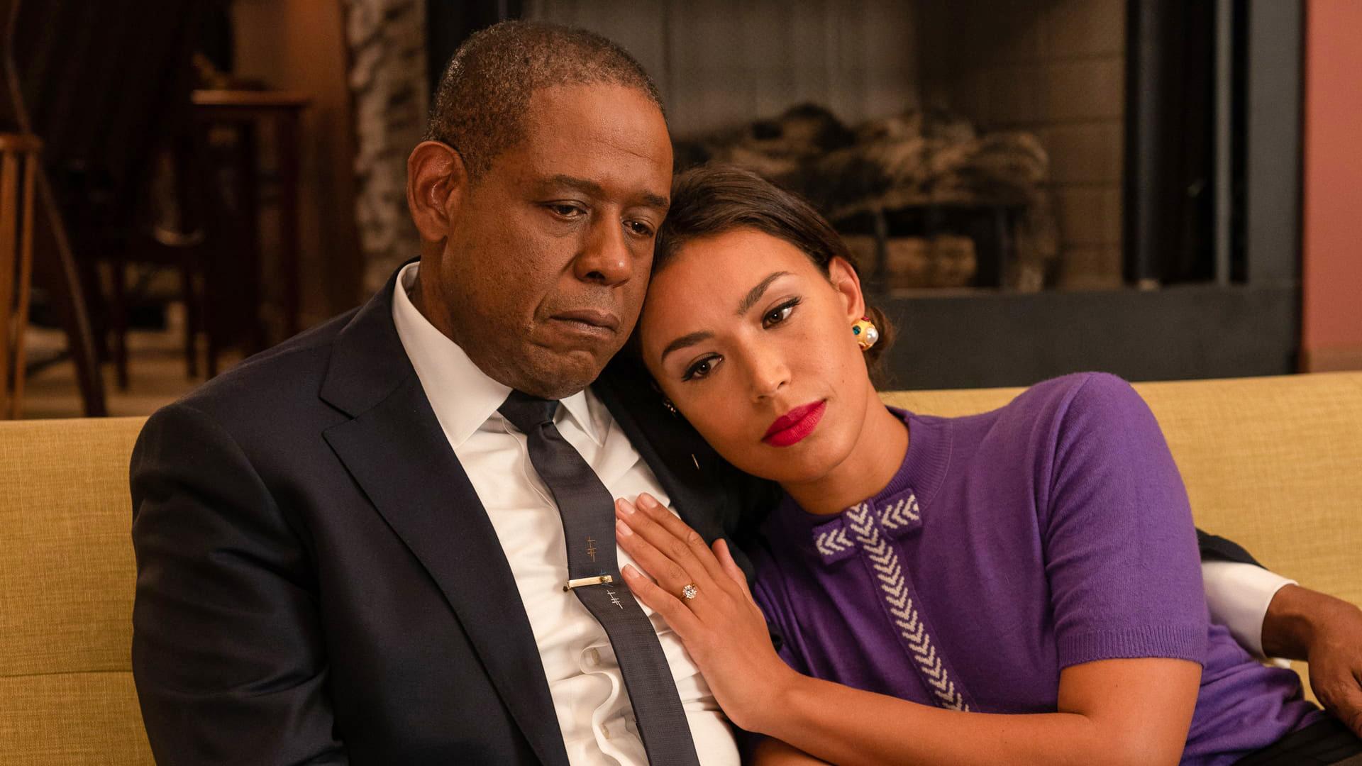 Godfather of Harlem Mayme Johnson