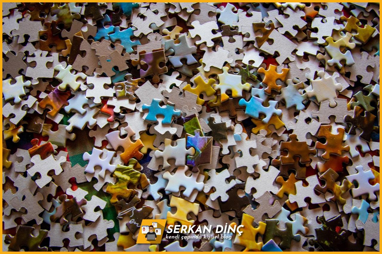 Puzzle Yapmak ve Puzzle Yapmanın Faydaları